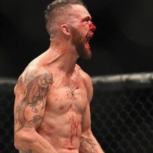Дэмиен Браун и Фрэнк Камачо определят сильнейшего на UFC Fight Night 121