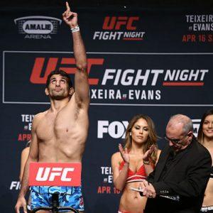 Эван Данэм — Бенеил Дариуш 7.10.2017: прогноз на бой UFC 216