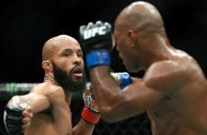 Деметриус Джонсон подчеркнул важность защиты в MMA
