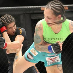 Мара Борелла — Калиндра Фариа 7.10.2017: прогноз на бой UFC 216