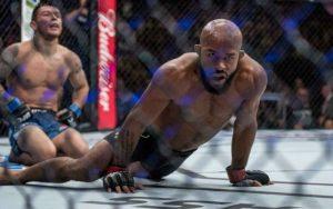 Гарантированный гонорар Деметриуса Джонсона за участие в UFC 216 составил $370 тыс.
