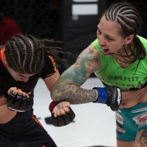 Калиндра Фариа получила соперницу для выступления на UFC 216