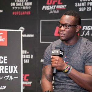 Сент-Прю согласился заменить Камминса и сразится с Андерсоном в рамках UFC 217