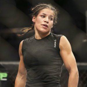 Джулианна Пенья приостановила выступления в MMA из-за беременности