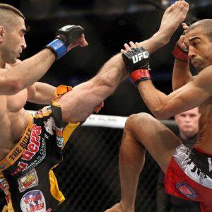 Жозе Альдо и Рикардо Ламас — сохедлайнеры UFC on FOX 26
