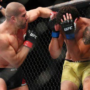 Гёкхан Саки проведёт второй бой в октагоне на UFC 219