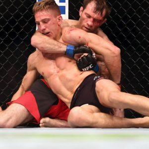 Алиев vs. Талеб и ещё два боя пополнили кард UFC on FOX 26