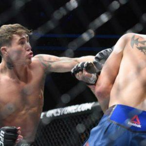 Бонусы UFC Fight Night 118: Тилл, Блахович, Келлехер и Стасяк получили по $50 тыс.