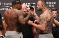 Бой Марк Годбир vs. Уолт Харрис добавлен в кард UFC 217