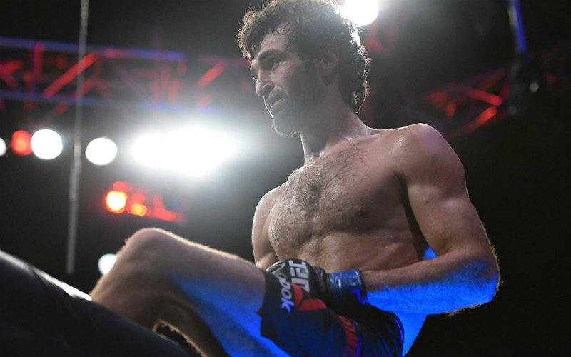 Забит Магомедшарипов иШамиль Абдурахимов одержали победы натурнире UFC вШанхае