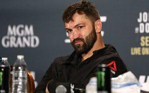 Джуниор Албини — Андрей Орловский 11.11.2017: прогноз на бой UFC Fight Night 120