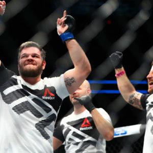 Сирил Аскер — Яозонг Ху 25.11.2017: прогноз на бой UFC Fight Night 122