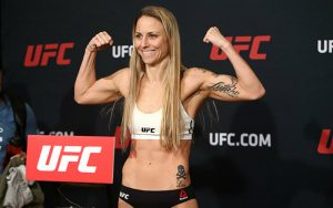 Анджела Хилл — Нина Ансарофф 11.11.2017: прогноз на бой UFC Fight Night 120