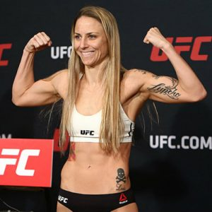 Анджела Хилл — Нина Ансарофф 11.11.2017: прогноз на бой UFC Fight Night 120