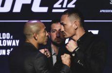 Бой Макс Холлоуэй vs. Жозе Альдо — новый мейн-ивент UFC 218