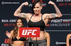 Бек Роулингс сообщила, что получила новую соперницу для UFC Fight Night 121