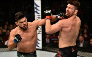 Гастелум быстро разобрался с Биспингом и другие результаты UFC Fight Night 122