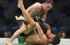 Фрэнки Эдгар снят с боя против Макса Холлоуэя на UFC 218