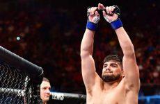 Майкл Биспинг — Келвин Гастелум 25.11.2017: прогноз на бой UFC Fight Night 122