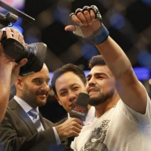 Бонусы UFC Fight Night 122: Гастелум, Джинглианг, Магомедшарипов и Ядонг получили по $50 тыс.
