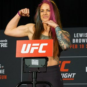 Янан Ву — Джина Мазани 25.11.2017: прогноз на бой UFC Fight Night 122