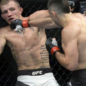Джейсон Найт и Габриэль Бенитес сразятся на UFC Fight Night 123
