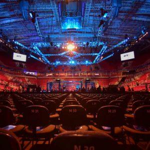 UFC проведёт первое шоу в Западной Австралии