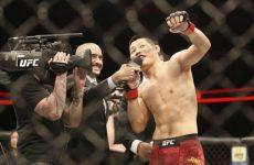 Аудитория UFC Fight Night 122 на Mercedes-Benz составила более 15 тыс. зрителей