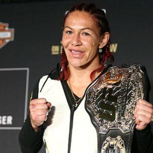 Бой Кристиана Жустино vs. Холли Холм официально объявлен частью карда UFC 219