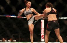 Надя Кассим намерена провести бой с Пэйдж ВанЗант в 125 фунтах