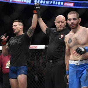 Джеймс Краузе вернётся в лёгкий вес и проведёт бой на UFC Fight Night 124