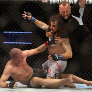 Лоузон прокомментировал поражение Гуиде на UFC Fight Night 120