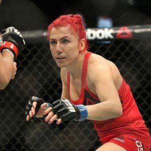 Джулиана Лима vs. Ранда Маркос — новый бой для UFC on FOX 27