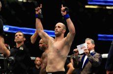 Волкан Оездемир: мой бой с Даниэлем Кормье может попасть в кард UFC 220