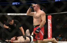 Алексей Олейник — Кертис Блэйдс 4.11.2017: прогноз на бой UFC 217