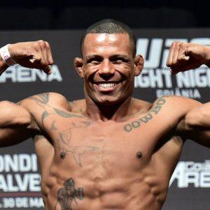 Алекс Оливейра — Янси Медейрос 2.12.2017: прогноз на бой UFC 218