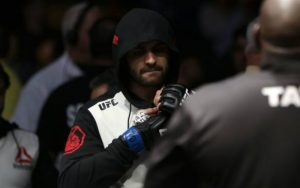 Бой Сапарбек Сафаров vs. Тайсон Педро — часть карда UFC 221
