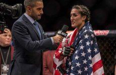 Татьяна Суарес — Вивиан Перейра 11.11.2017: прогноз на бой UFC Fight Night 120