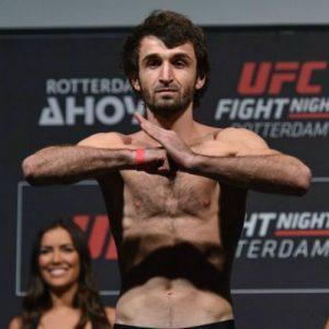 Забит Магомедшарипов — Шеймон Мораес 25.11.2017: прогноз на бой UFC Fight Night 122