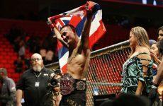 Холлоуэй снова финишировал Альдо и другие результаты UFC 218