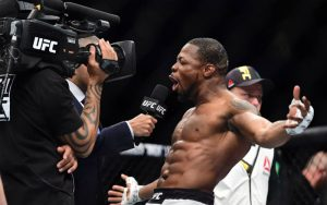 Алессио Ди Чирико — Олуэйл Бамбуши 16.12.2017: прогноз на бой UFC on Fox 26