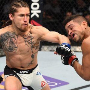 Люк Сондерс — Андре Сухамтат 9.12.2017: прогноз на бой UFC Fight Night 123