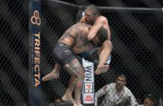Ортега задушил Свонсона и другие результаты UFC Fight Night 123