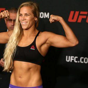 Кэтлин Чукагян — Мара Ромеро Борелло 27.01.2018: прогноз на бой UFC on FOX 27
