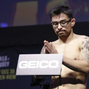 Рэй Борг — Брэндон Морено 7.04.2018: прогноз на бой UFC 223