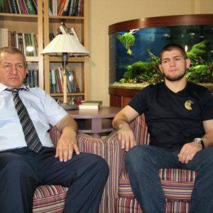 Абдулманап Нурмагомедов прокомментировал оскорбления Конора МакГрегора