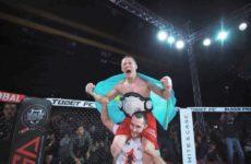 Видео боя Тагир Уланбеков — Жалгас Жумагулов Fight Night Global 88