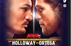 Макс Холлоуэй встретиться с Брайаном Ортегой на турнире UFC 231