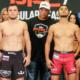 PFL 7: Омар Нурмагомедов победил Саидйокуба Кахрамонова единогласным решением