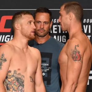 Результаты турнира UFC Fight Night 135: Джастин Гэтжи — Джеймс Вик